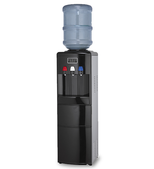 fabricador de hielo con dispensador de agua