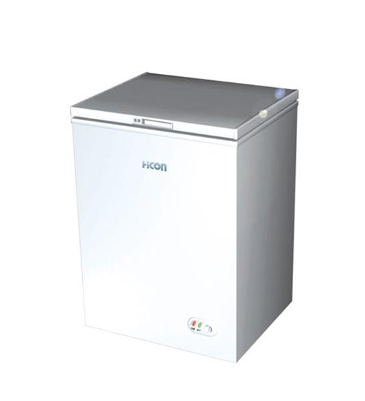 Congelador vertical con puerta plegable BD-100
